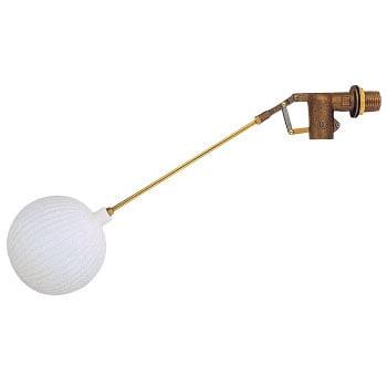 複式ボールタップ(ポリ玉) カクダイ 複式ボールタップ(ポリ玉) カクダイ 複式ボールタップ(ポ